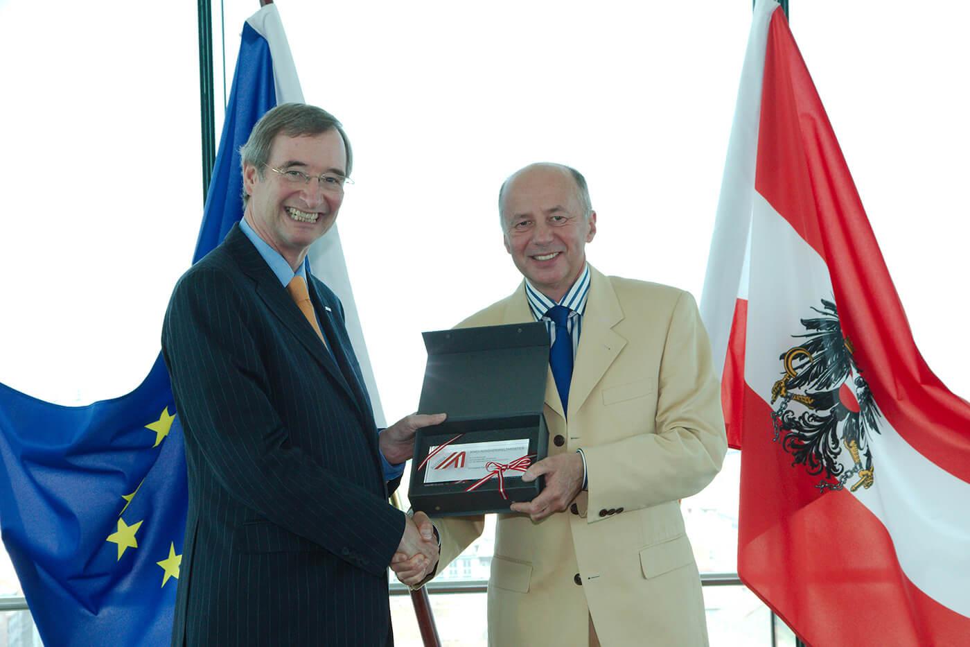Nischenweltmeister-Auszeichnung