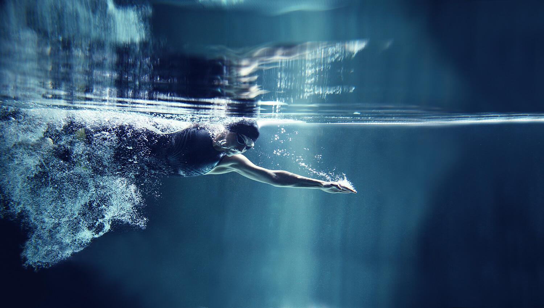 Schwimmen ist der ideale Ausdauersport im Winter