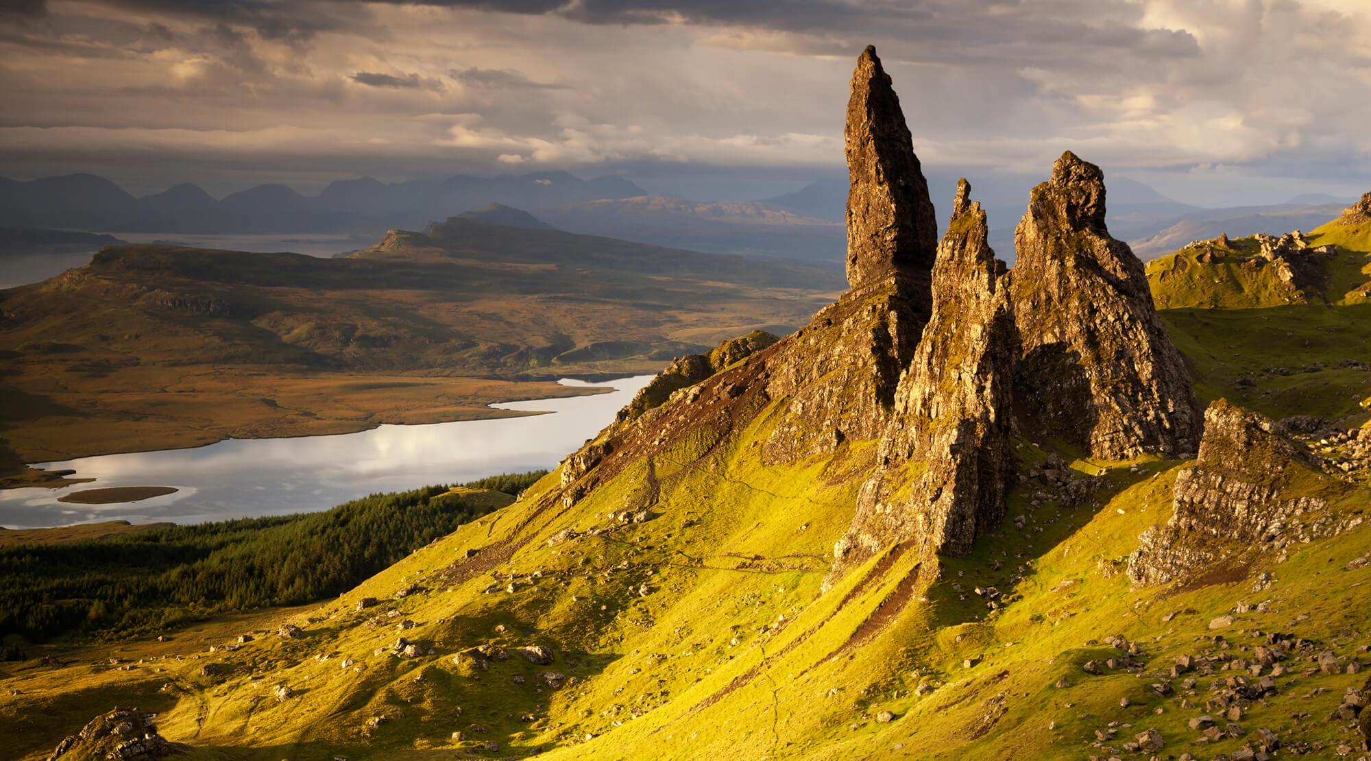 Atemberaubende Natur: Die magischsten Landschaften der Welt