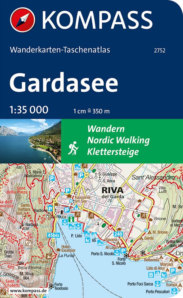 ð KOMPASS WT 2752 Gardasee – Titelbild