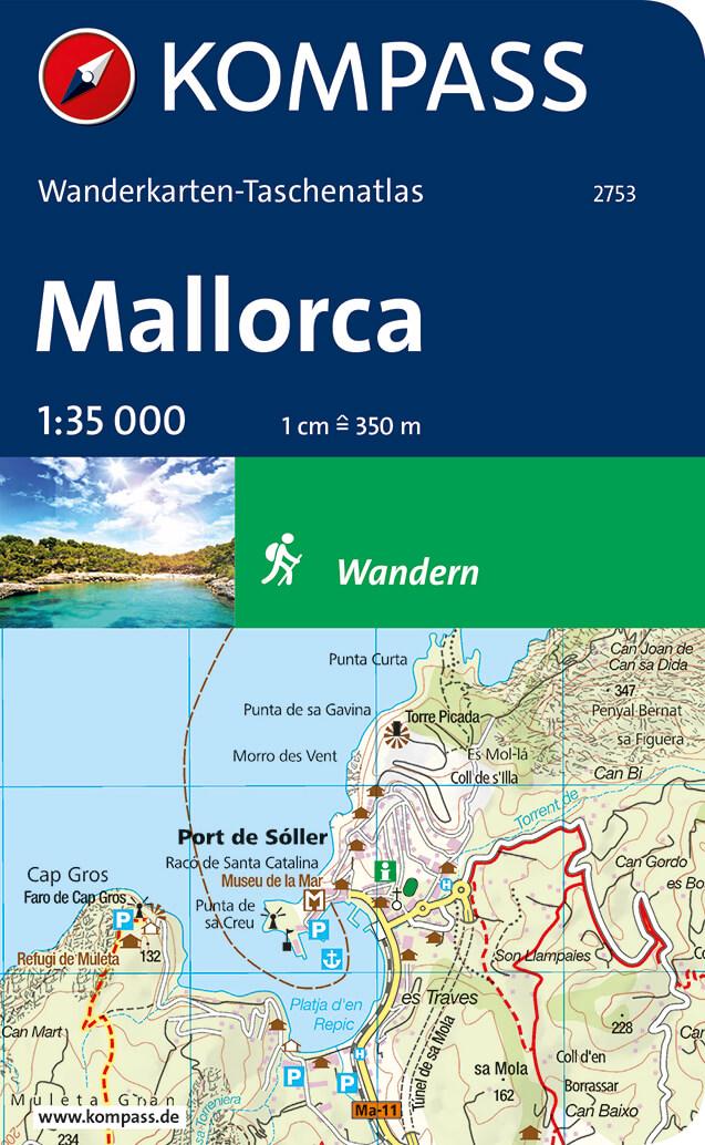 ð KOMPASS WT 2753 Mallorca – Titelbild