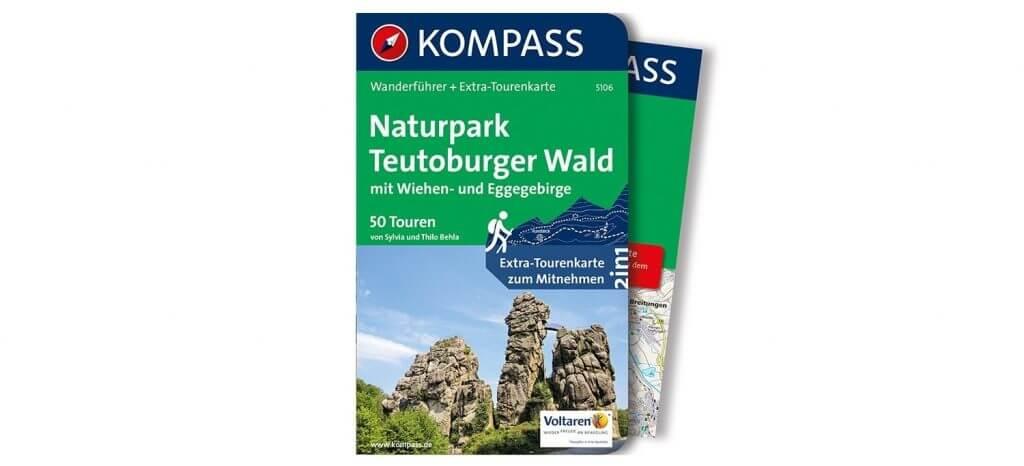 KOMPASS Wanderführer Teutoburger Wald