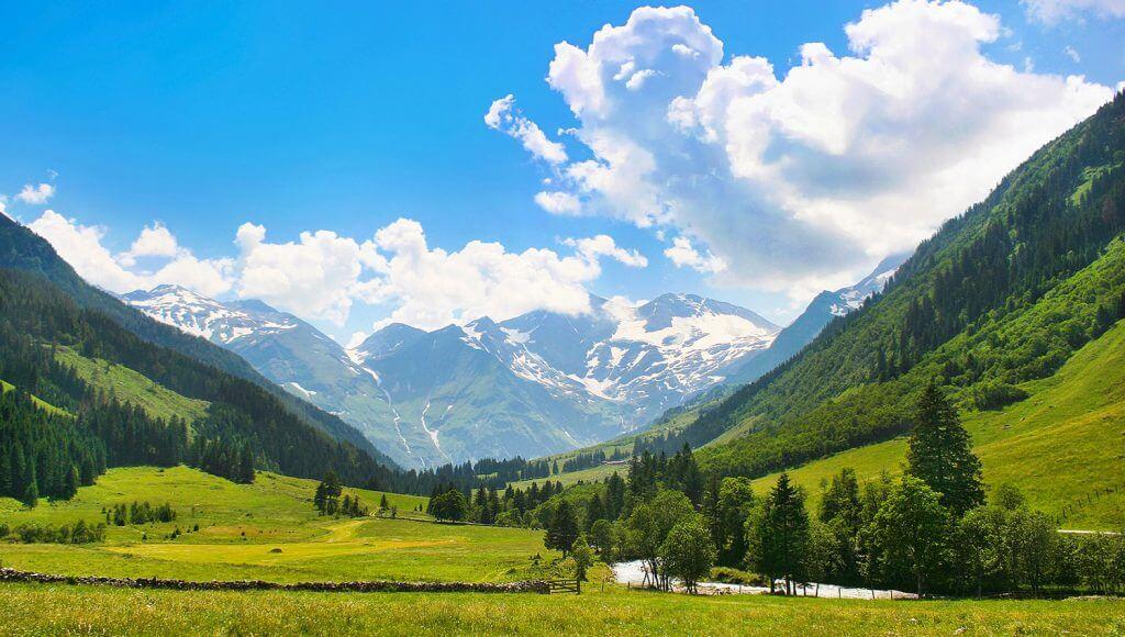 Höhenwege in den Alpen: Rund um den Großglockner
