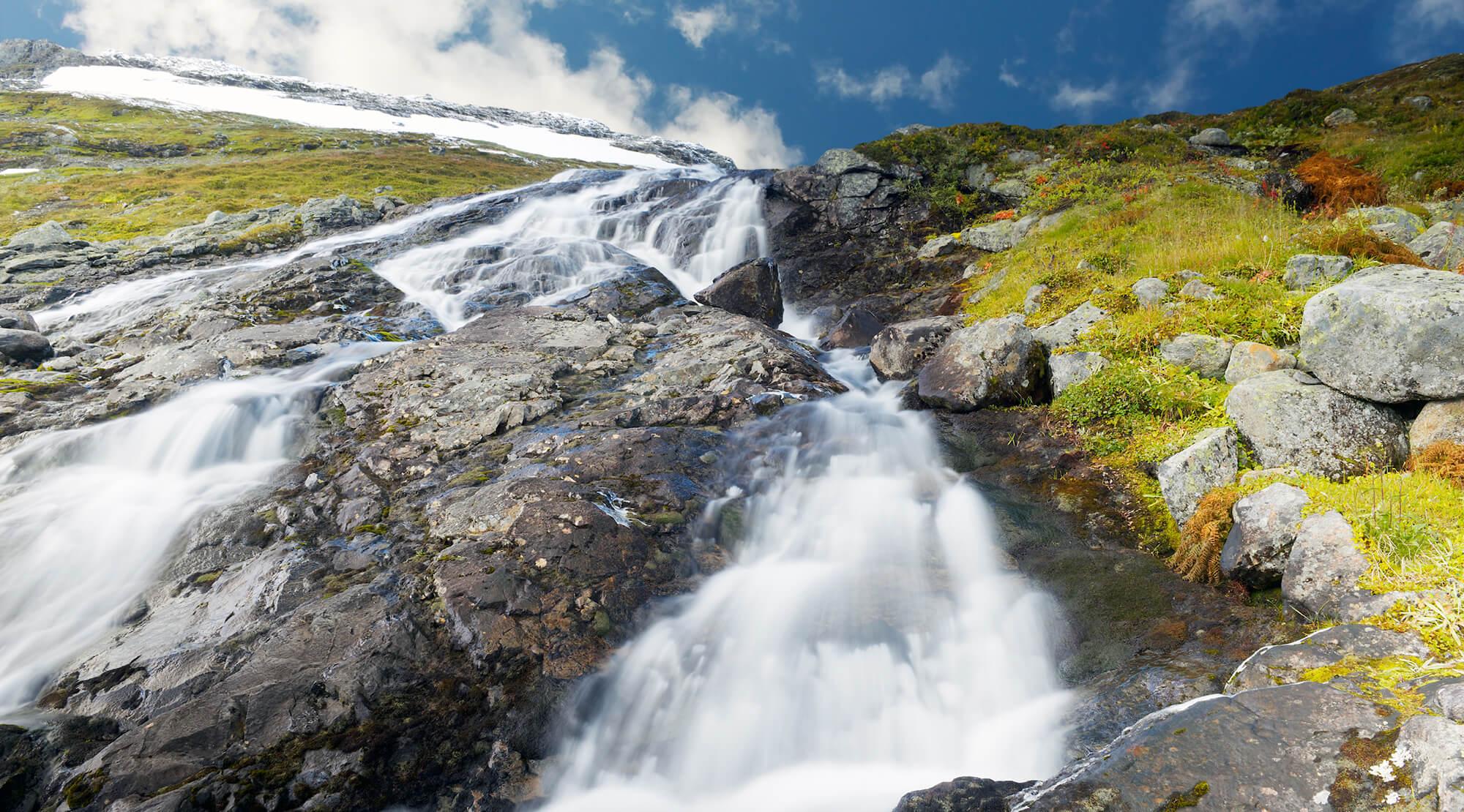 Peer Gynt-weg, Gudbrandsdalen, Norwegen