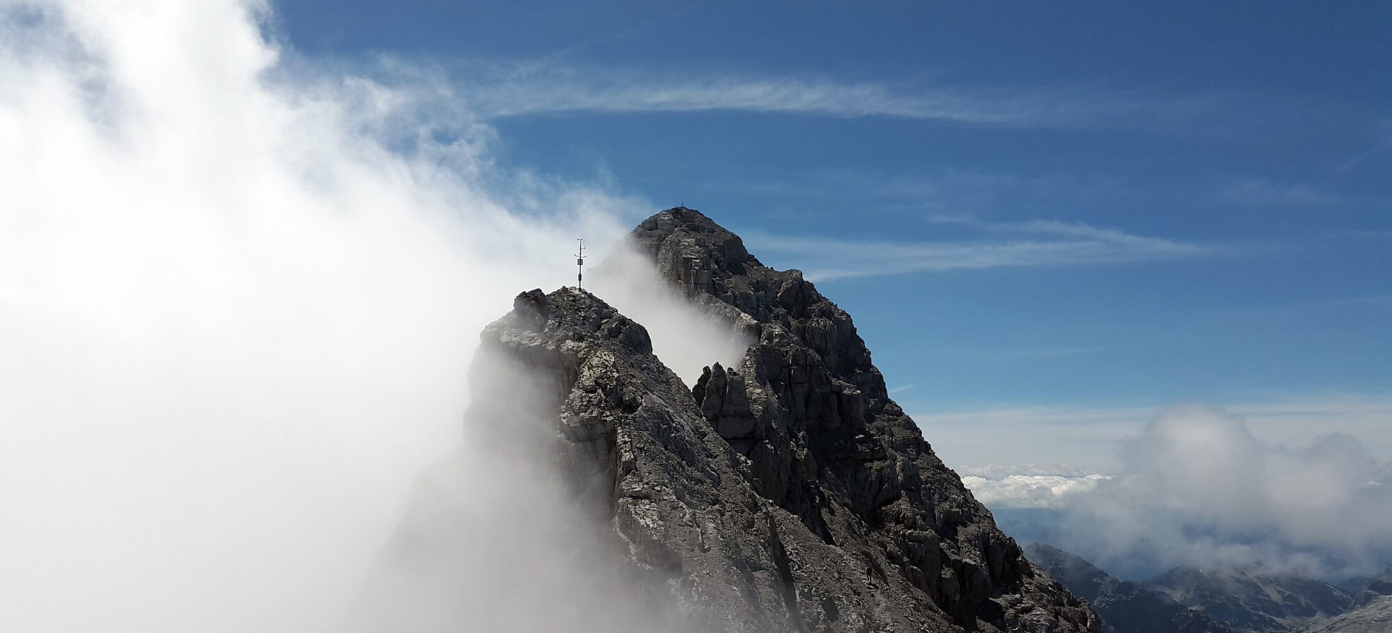 Watzmann-Überschreitung: Die Südspitze