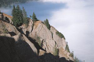 Ostabstieg des Siplingerkopf