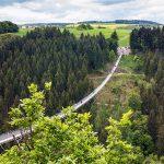 Geierlay Hängeseilbrücke Saar-Hunsrück-Steig