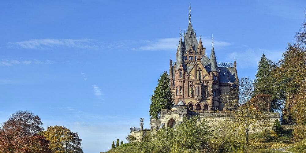 Ausflugsziele NRW: Schloss Drachenburg