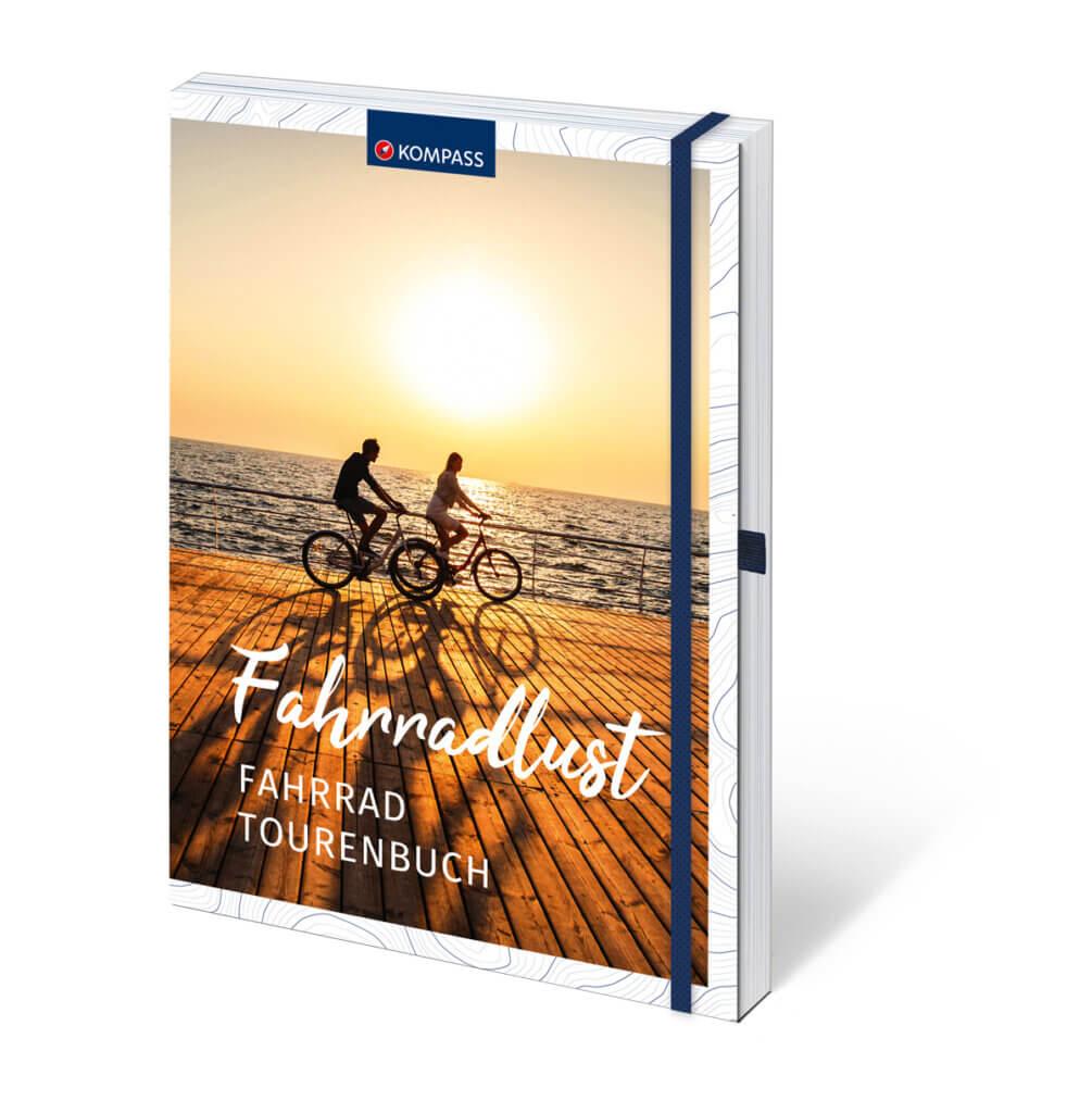 Fahrrad Tourenbuch Fahrradlust Notizbuch