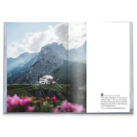 Dein Augenblick Innenseite Tour Tirol