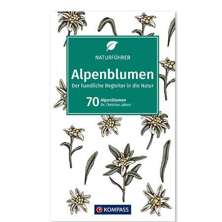 Naturführer Alpenblumen Cover
