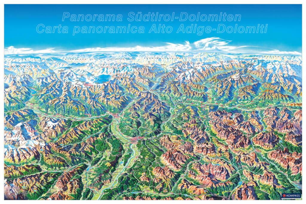 Panorama Südtirol