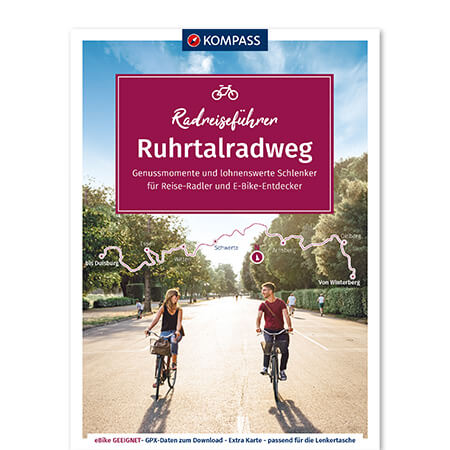 Fahrradführer Ruhrtalradweg Cover
